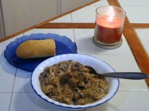 Mushroom Stew 1