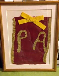 Pa sewn art