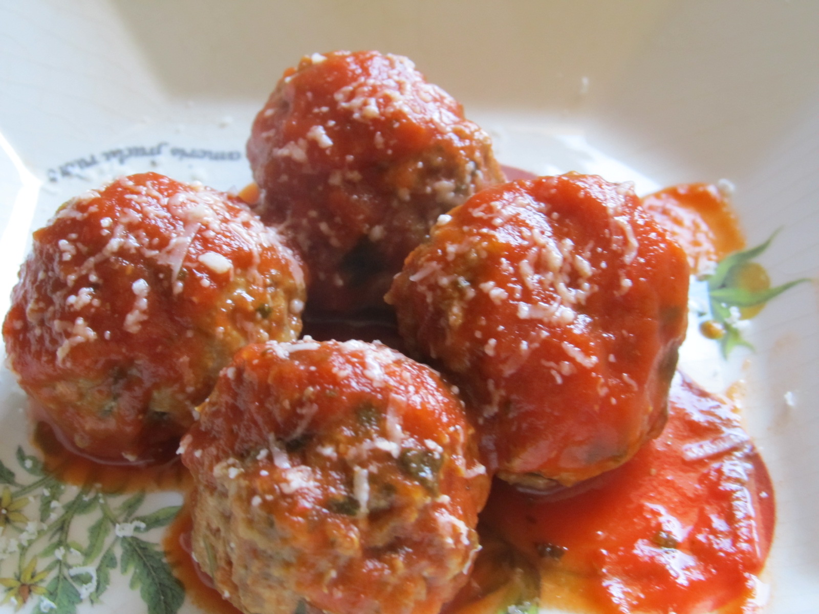 30 Minute (Delicious!) Italian Meatballs | M. Reed McCall, Author