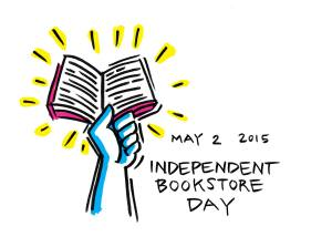 indepdendent bookstore day